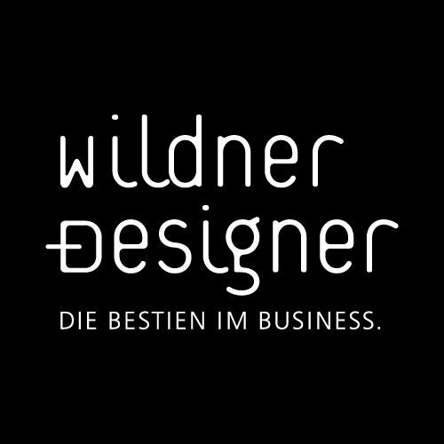 Sponsorenlogo Wildner Design